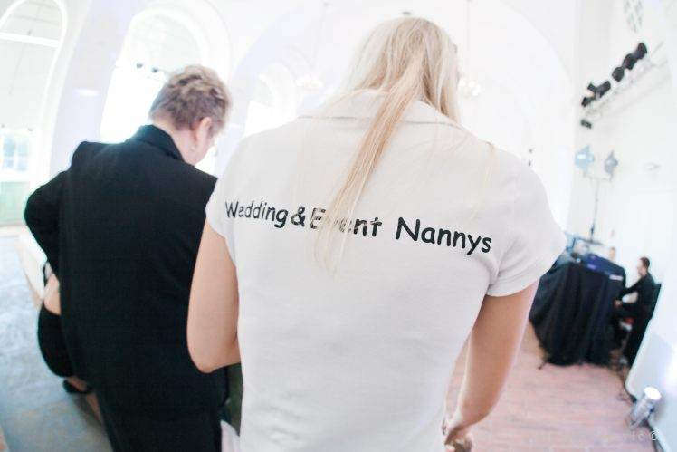 nanny service wedding