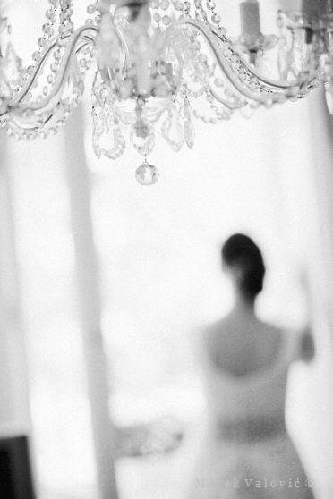 fine art photo of bride