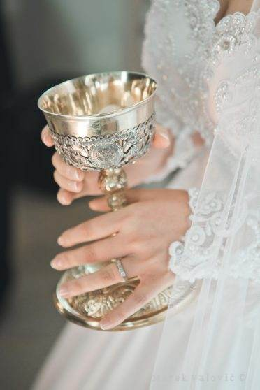 religious ceremony church traditions in Austria - cup