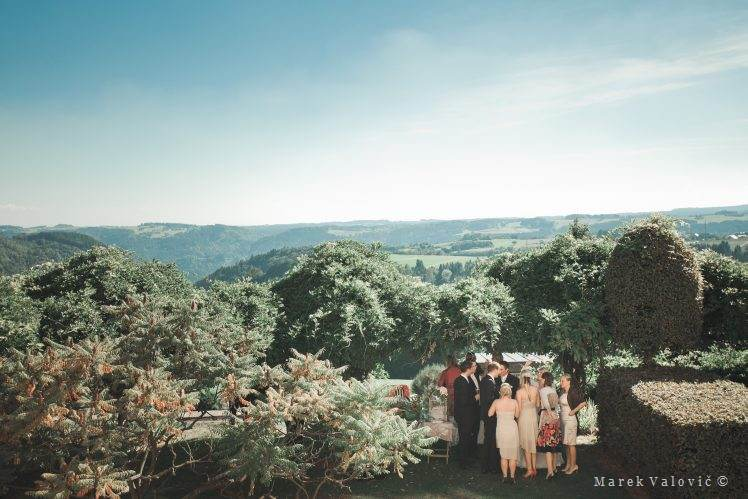 schloss altenhof view - wedding venue austria