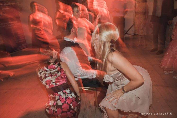 wedding dances - art photo