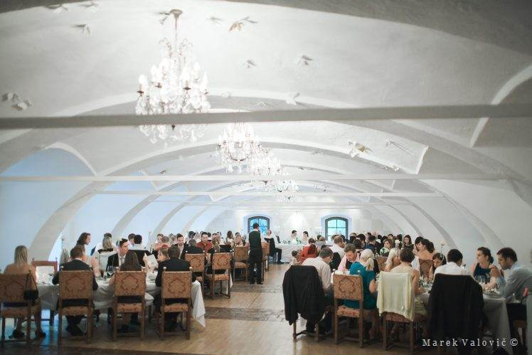 wedding locality Obermayerhofen butterfly dinner saloon