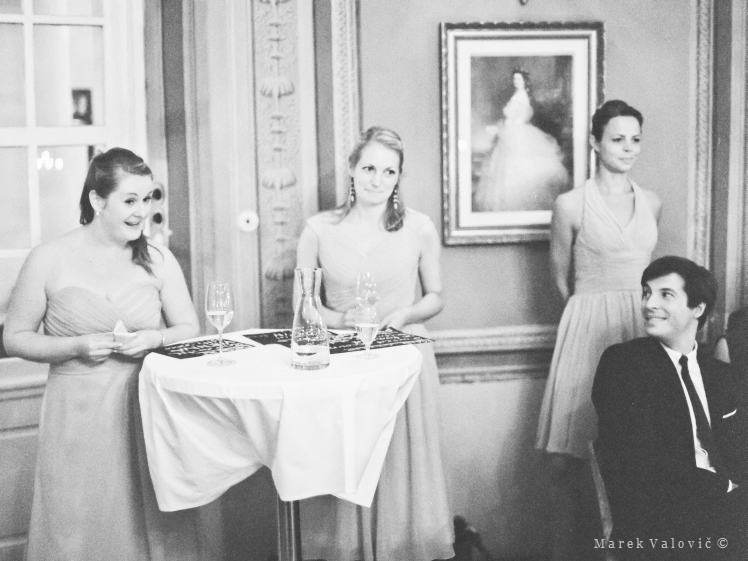 wedding speeches - Lusthaus interiors - Ilford Delta 3200 pro