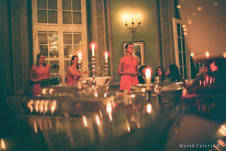 wedding speeches - Lusthaus interiors - Kodak Portra 800