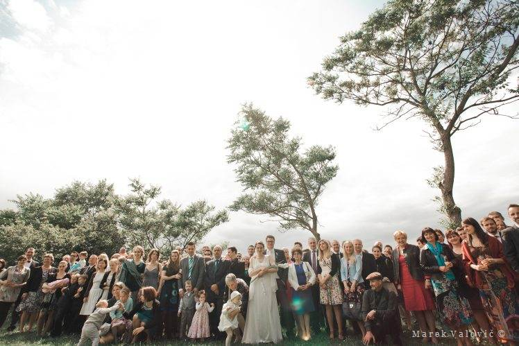 wedding group photo - Das Chadim Vienna Must have photos