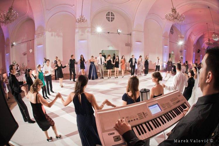 live music band - wedding vienna Shoenbrunn Orangerie